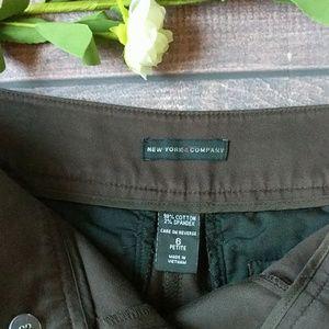 New York & Company Pants - ✨3/$10✨ NY & Co. | Petite Brown Dress Slacks